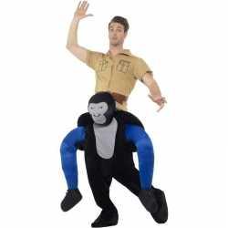 Instap dierenpak kostuum gorilla volwassenen