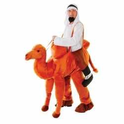 Instap kamelen kostuum