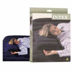 Intex opblaasbaar kussen 43 bij 28
