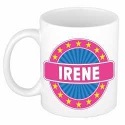 Irene naam koffie mok / beker 300 ml