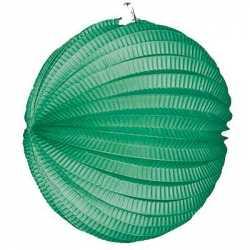 Lampion groen 22