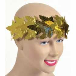 Lauwerkrans gouden blaadjes