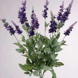 Lavendel kunstbloemen 45