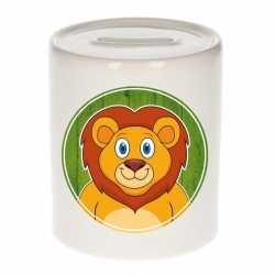 Leeuwen spaarpot kinderen 9