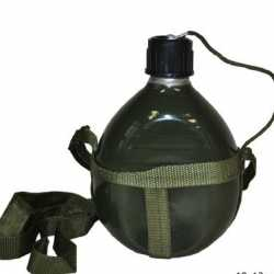 Leger flacon 18 bij 12 schouderband