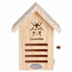 Lieveheersbeestjeshotel huisje vurenhout 23