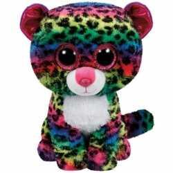 Luipaard ty beanie knuffel dotty 24