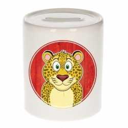 Luipaarden spaarpot kinderen 9