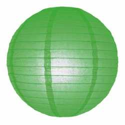 Luxe bol lampion groen 25