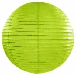Luxe bol lampion groen 50