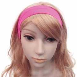 Neon roze haarband