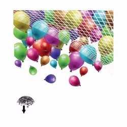 Net om ballonnen laten vallen 500 stuks