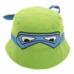 Ninja Turtle hoedje van katoen kinderen