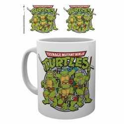 Ninja turtles beker 285 ml