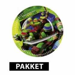 Ninja Turtles kinderfeest pakket