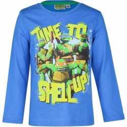Ninja Turtles t-shirt blauw