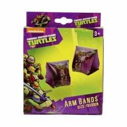 Ninja turtles zwembandjes
