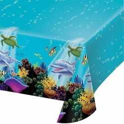 Oceaan thema tafelkleed
