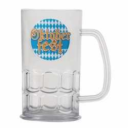 Oktoberfest bierfeest bierpul 500 ml