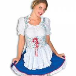 Oktoberfest Korte tiroler jurk dames