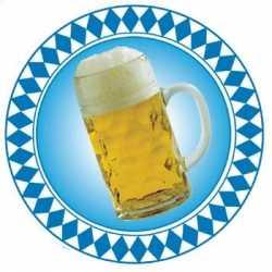 Oktoberfest Ronde versiering bierpul 28