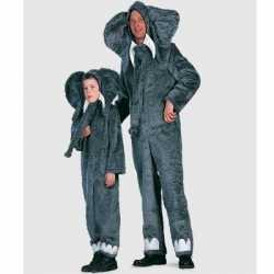 Olifanten verkleedkleding kinderen