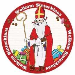 Onderzetters Sinterklaas