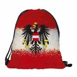 Oostenrijk rugtas rijgkoord