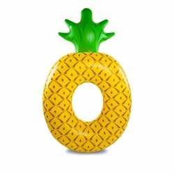 Opblaas ananas zwemband 183