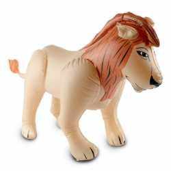 Opblaas leeuw 48 bij 80