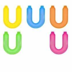 Opblaas letter U