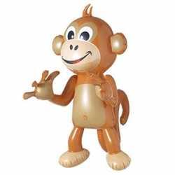 Opblaasbaar aapje 50