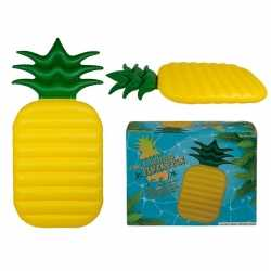 Opblaasbaar luchtbed ananas 165
