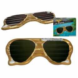 Opblaasbaar luchtbed zonnebril 174
