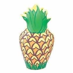 Opblaasbare ananas 35