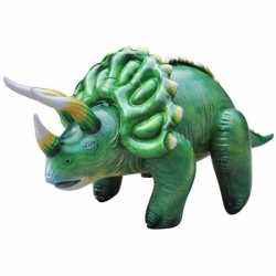 Opblaasbare levensechte Triceratops 109