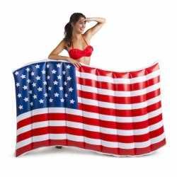 Opblaasbare vlag usa 150