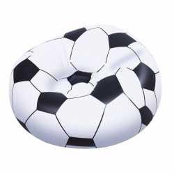 Opblaasbare voetbal stoel 114
