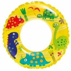 Opblaasbare zwemband dinosaurussen 61