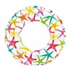 Opblaasbare zwemband sterren 51 10107934