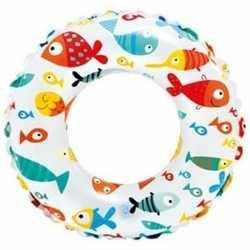 Opblaasbare zwemband visjes 51 10107933