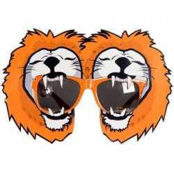 Oranje fun bril leeuwen
