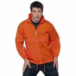 Oranje zomerjas dames heren