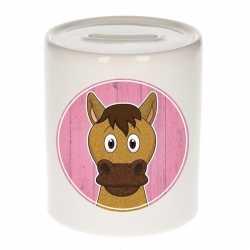 Paarden spaarpot kinderen 9