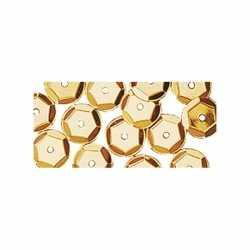 Pailletten goud 500 stuks