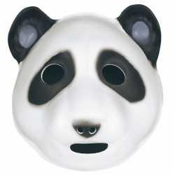 Panda masker kinderen