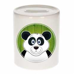 Panda spaarpot kinderen 9