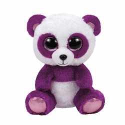 Panda ty beanie knuffel boom boom 24