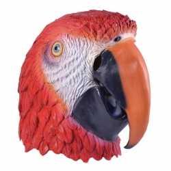 Papegaaien masker volwassenen