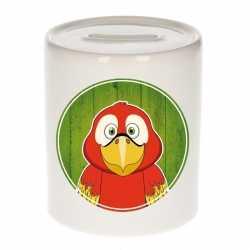 Papegaaien spaarpot kinderen 9